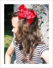 Huge Boutique Hair Bows