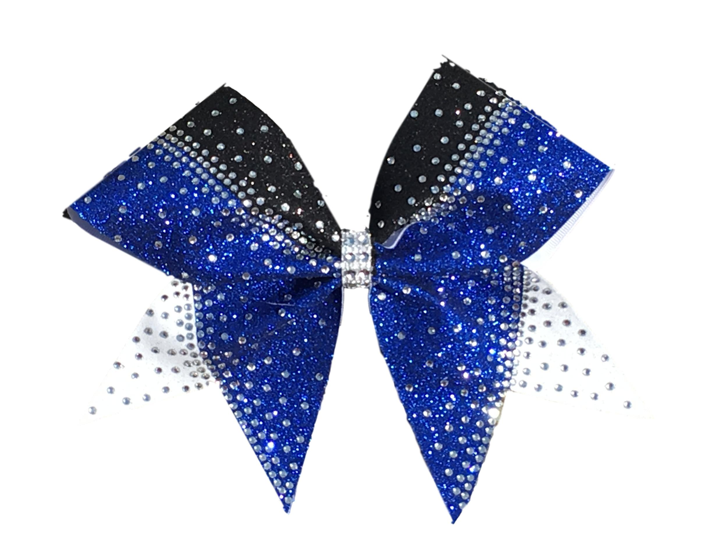 Rhinestone Cheer Bow all colors available