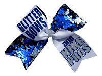 Glitter Bows and Nike Pros Cheer Bow