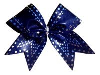 Holographic Dots Mystique Bow
