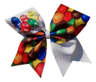 M&M Cheer Bow