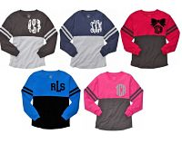 Oxford Two Toned Billboard Spirit Jersey Shirts