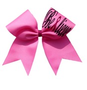 Pixie Pink Believe Cheer Bow