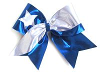 Super Star Custom Cheer Bow