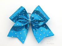 Scattered Jewel Cheer Bow